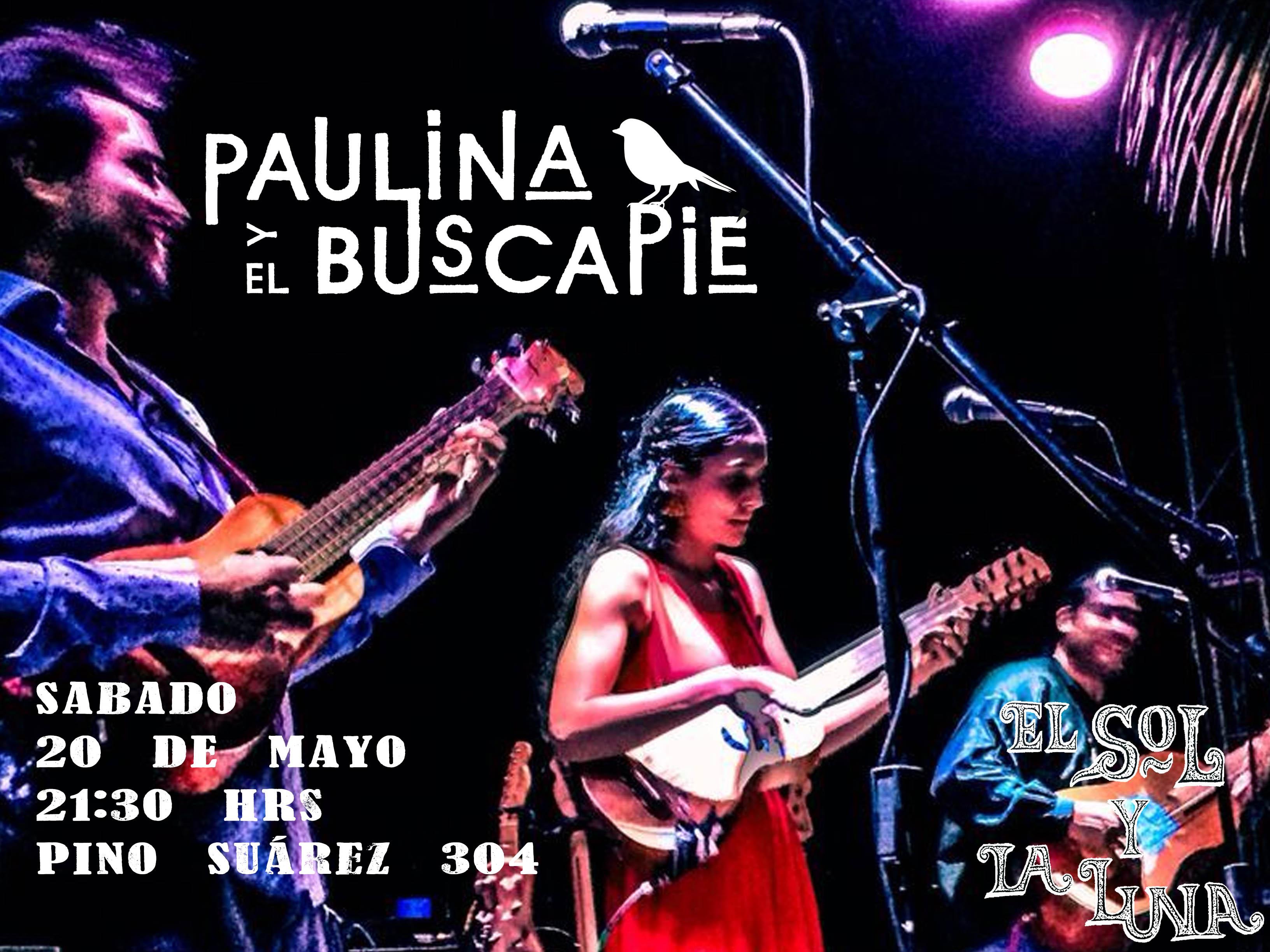 Paulina y El Buscapie