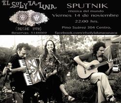 SPUTNIK música del mundo