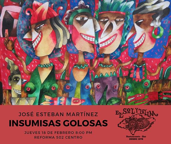 INSUMISAS Y GOLOSAS EL SOL Y LA LUNA.jpe