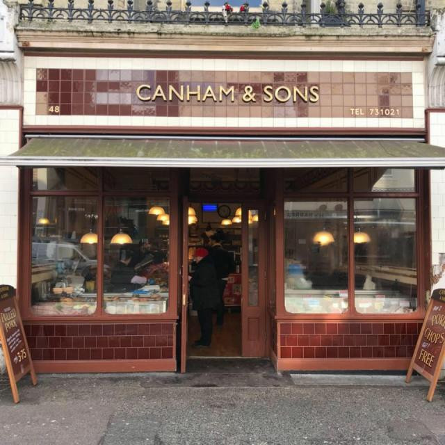 Canham & Sons Butchers