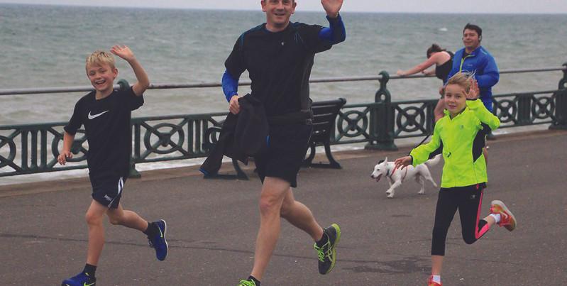 Hove Promenade Park Run