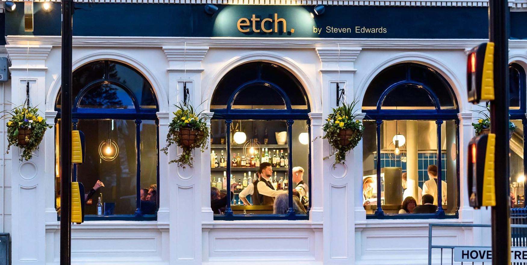 Etch. by Steven Edwards