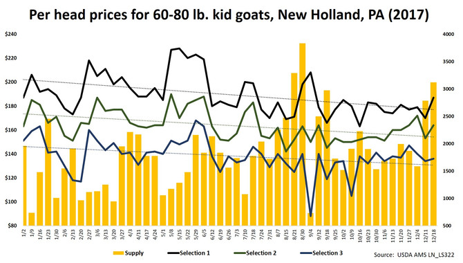2017 New Holland (PA) Kid Prices