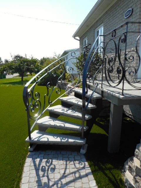 rampe style classique
