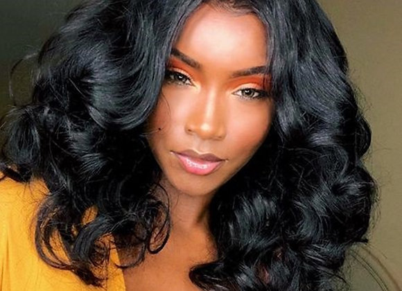 Cexxy Peruvian Body Wave Short Bob Wig 13x4 Lace Front Human Hair Wigs With Baby