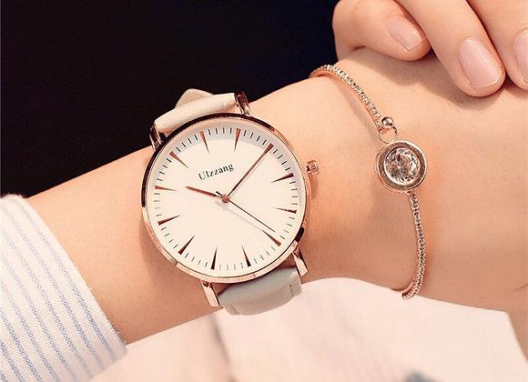 Exquisite Simple Style Women Watches Luxury Fashion Quartz Wristwatches Ulzz