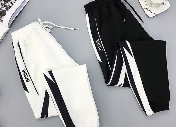 Autumn Hip Hop Sports Women Pants Plus Size 2XL Loose Harajuku Cargo Pants Women