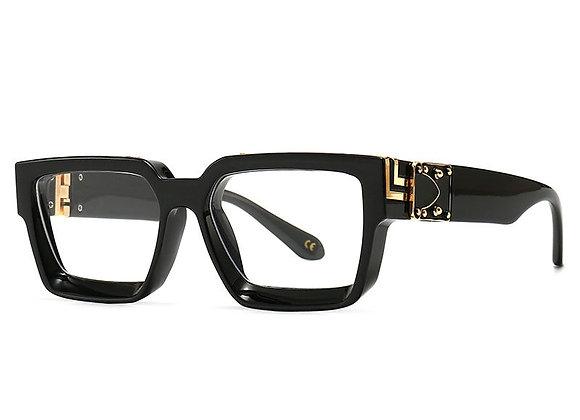 46167 Size S&L Brand Design Luxury Square Sunglasses Men Women Fashion