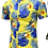 Thumbnail: Fashion 9 Style Design Short Sleeve Casual Shirt Men's Print Beach Blouse