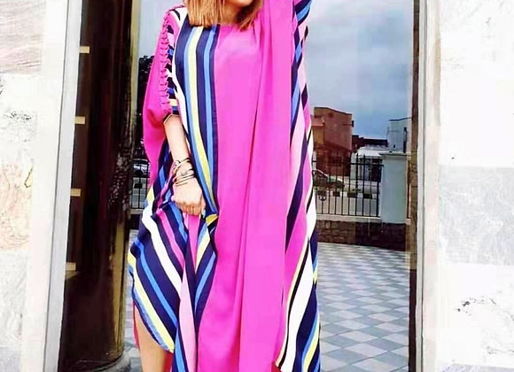 African Dresses for Women African Clothes Africa Dress Print Dashiki Ladies