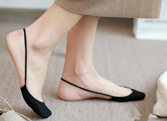 1 Pair  Fashion Foot Care Anti-Skid and Anti-Abrasion Foot Invisible  High Heels
