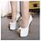 Thumbnail: Aneikeh 2019 Brand Shoes Woman 16CM High Heels Women Pumps Stiletto Thin Heel