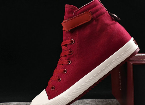 Fashion Sneakers Men Shoes Male Canvas Shoes High Top Sneakers Men Casual Shoes