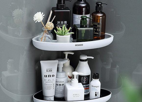 Bathroom Shelf Triangle Storage Rack Storage Organizer for Lotions Housekeep