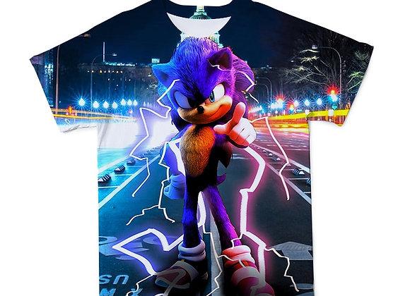 3D Boys T-Shirt Mario Supersonic Sonic Summer Print Funny Costume Children's