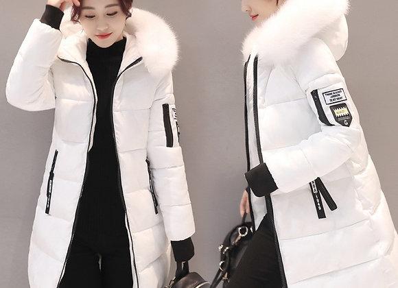 2020 Women Parkas Winter Ladies Casual Long Coats Woman Jackets Winter