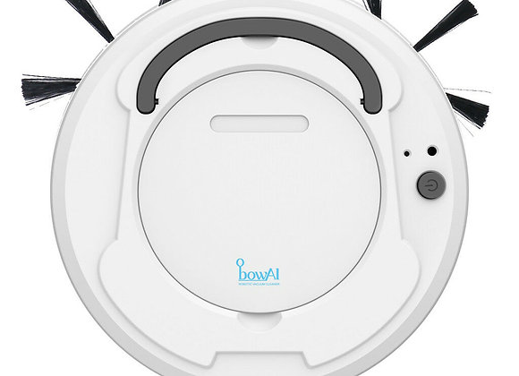 1800Pa Robot Vacuum Cleaner 3-In-1 Auto Rechargeable Smart Sweeping Robot Dry