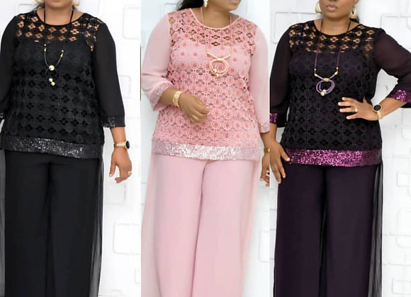 3 Piece Set Africa Clothes African Dashiki New Dashiki Fashion Suit