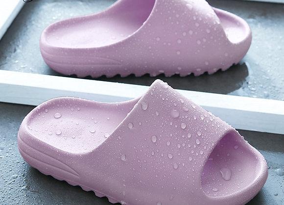 Four Season Mini Beach Slides Sandal Flat Pool Water Shoes EVA Home Shoes