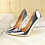 Thumbnail: 2020 Plus Size 43 Newest Women 10.5cm High Heels Gold Pumps