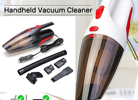 Car Vacuum Cleaner Portable Handheld Cordless/Car Plug 120W 12V 5000PA Super