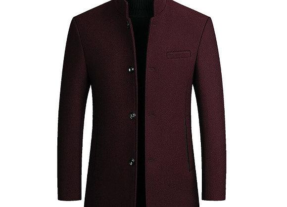 Coats for Men,Winter Men's Clothing, Winter Coat Men, Wool Coat Men, Cashmere