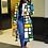Thumbnail: CM.YAYA Autumn Winter 2020 Plaid Print Trench Full Sleeve Women Streetwear