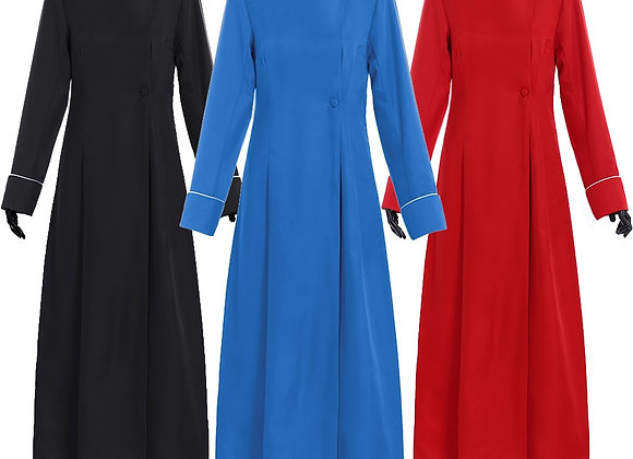 Catholic Priests Clergyman Cassock Red Robe Gown Clergy Robe Vestments