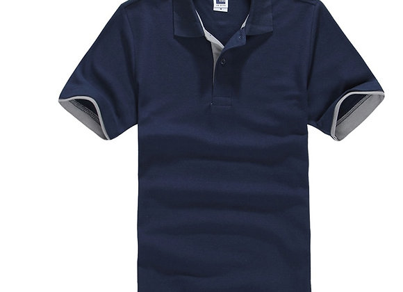 Brands Polo Shirt Men Cotton Plus Size Slim Shirt High Quality Jerseys Men Polo