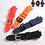 Thumbnail: 29mm X 13mm Black Silicone Rubber Watch Band Strap for Fits Michael Kors