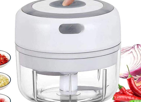 100/250/300ml Mini Electric Garlic Chopper Masher Mincer USB Wireless Food Chopp