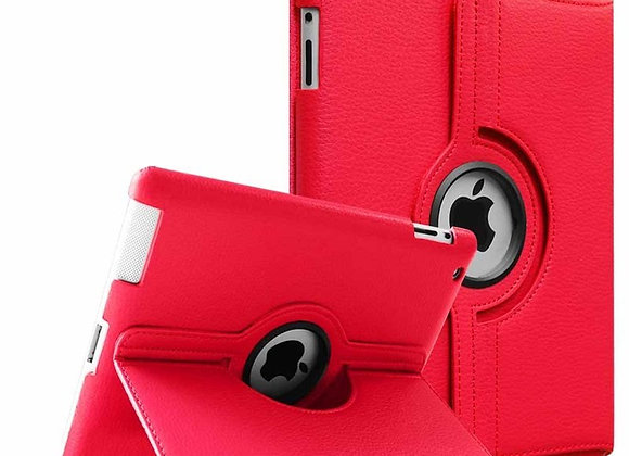 For iPad 2 3 4 Case 360 Degrees Rotating PU Leather Cover for Apple iPad 2 3 4