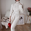 Thumbnail: 2020 Women Winter Drss Temperament Bursting Elegant Vintage High Collar Knitted