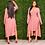 Thumbnail: CM.YAYA Women Solid Color Knitted Sleeveless Bodycon Midi Knee Length Dress