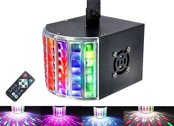 18W Led Laser Disco Light DMX 512 DJ RGB Party Lamp Sound Actived Disco Lamp