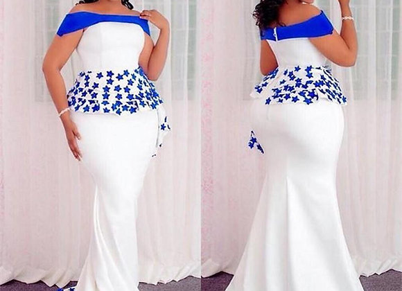Applique Prom Dresses Abiye Mermaid Plus Size Evening Gowns Robe De Soiree