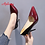 Thumbnail: Aphixta 10cm Stiletto Heels Pumps Women Shoes Pointed Toe Patent Leather