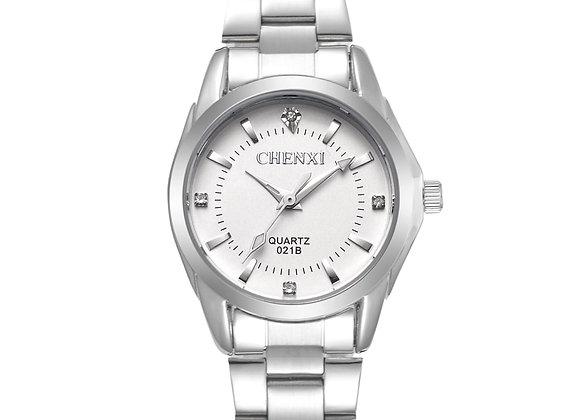 CHENXI Luxury Brand Fashion Watches Women Xfcs Ladies Rhinestone Quartz Watch