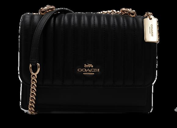 Coach Link Dinky Chalk Glovetanned Leather Crossbody Bag /1013933
