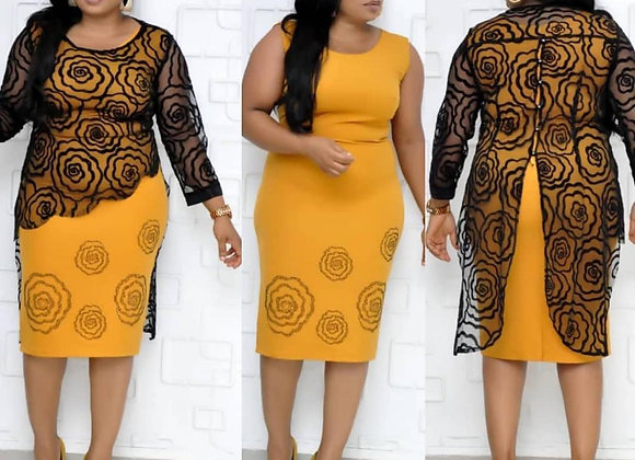 African Dresses for Women Africa Dress African Clothes Print Dashiki Ladies