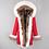 Thumbnail: 2020 New Wome Long Park Winter Jacket Natural Raccoon Fur Collar  Real Fur Coat