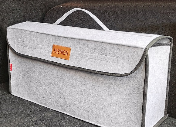 Car Trunk Organizer Car Storage Bag Cargo Container Box Fireproof Stowing Tidyin
