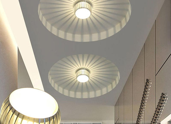 3/5w LED Ceiling Lights Modern LED Ceiling Lamp Color Dimmable Decoration Plafon