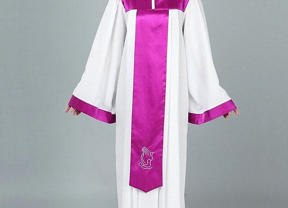 Clergy Robes Adult Priest Costume Dress Choir Church