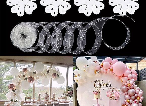 Balloon Arch Decoration Balloon Chain Wedding Balloon Garland Birthday Baby Show
