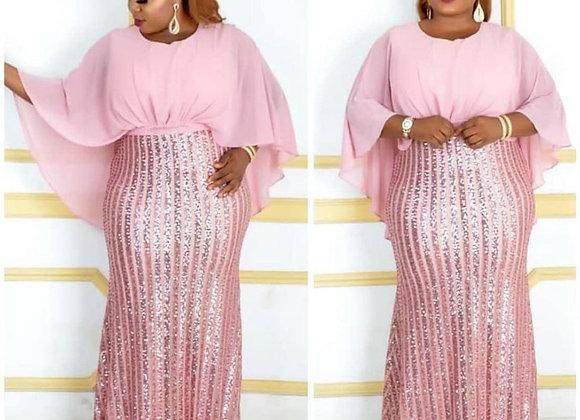 Autumn Long Dress 2021 African Party Dress Women Elegant Vestidos Femme Super