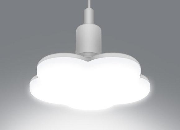 E27 LED Bulb Plum Blossom Shape Light Downlight Lamp 15W 18W 24W 36W Super Brigh