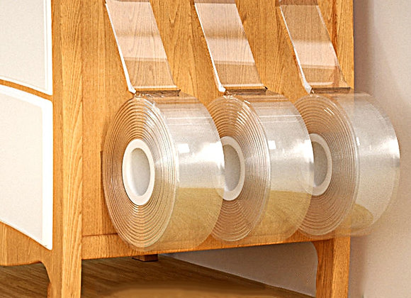 1M 3M 5M Strong Double Sided Tape Nano Magic Tape Home Improvement for Home Wash