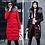 Thumbnail: Winter Women Hooded Coat Fur Collar Thicken Warm Long Jacket Female Plus