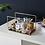 Thumbnail: 360 Degree Rotation Transparent Acrylic Cosmetics Storage Box Fashion Spin Multi